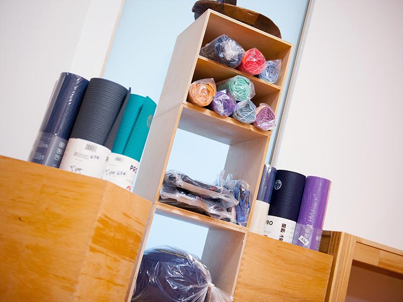 Yoga Matten im Shop